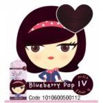 สี Bluberry Pop 1V