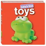 หนังสือภาพของเล่นชิ้นแรก / Baby Boppers : baby's first toys