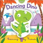 Wiggle Books : Dancing Dino (Mandy Stanley)