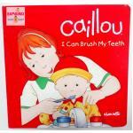"""นิทานคายูปลูกฝังความดี """"คายูแปรงฟันเอง"""" / Caillou: I Can Brush My Teeth"""