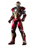 HOTTOYS - Iron Man 3 - Iron Man Mark 17 (Heartbreaker)