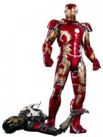 HOTTOYS - AVENGERS: AGE OF ULTRON - MARK 43 (Diecast)(แนะนำ)