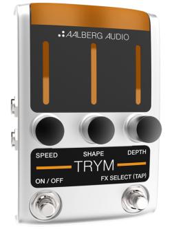 AALBERG AUDIO Effect TRYM TR-1 TREMOLO PEDAL