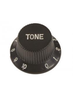 วอลุ่มกีต้าร์ไฟฟ้า สีดำหนังสือขาว Tone ST
