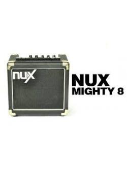 ตู้แอมป์ Nux Mighty 8