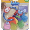Nuby Icybite Hard/Soft Teething Keys ยางกัด