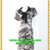 2289ชุดทํางาน เสื้อผ้าคนอ้วนคอปกแต่งโบใส่สบายผ้าเบาสบาย รูปทรงชุดหลวมคล่องตัว พร้อมซับใน