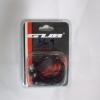 ตัวรัดหลักอาน GUB G-550 ขนาด 34.9 mm. สีดำ