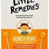 Little Remedies Honey Pops Lollipop, Natural Honey อมยิ้มบรรเทาอาการไอ ระคายคอ ทำจากน้ำผึ้งแท้ธรรมชาติ 100%
