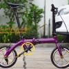 """จักรยานพับล้อ 14"""" Crius Smart 2.0 น้ำหนักเบาสุด 6.9 กก."""