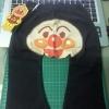 กางเกงก้นบานอันปังแมน ไซส์ 90 สีดำ ผ้ายืดใส่สบาย