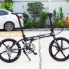 จักรยานพับ Humpert Strive Era 20sp