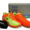 Pre-order รองเท้าแบดมินตัน YONEX รุ่น SHB01YLTD-LCW Green Orange