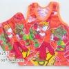 ไซด์ 6-9 เดือน ชุดเสื้อกล้ามกางเกงเบนเทน สีส้ม