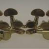 ลูกบิดกีต้าร์โปร่ง ชุบทอง หัวทอง (ชุด) AG2