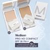 แป้ง Medileen Pro HD Compact Powder SPF 50 PA+++ แถม รีฟิว