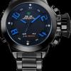 นาฬิกาข้อมือ WEIDE รุ่น LED SPORT LUX (น้ำเงิน)