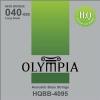 สายเบสชุด 4 สาย คุณภาพสูง 040-095 ยี่ห้อ Olympia HQBB4095