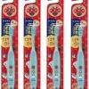แปรงสีฟันอันปังแมน สำหรับน้อง 1.5 - 5 ปี สีฟ้า