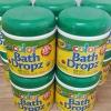 Crayola Color Bath Dropz 3.59 oz (60 Tablets) เม็ดฟู่อาบน้ำหรรษา
