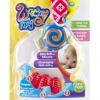 Nuby Wacky Teething Ring ยางกัด