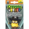 Crayola Eye, Matie สีเทียนแท่งเล็ก กล่องละ 8 แท่ง ปลอดสารพิษ