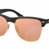 RayBan RB4175 877/Z2 | CLUBMASTER OVERSIZED