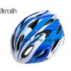 หมวกจักรยาน RockBros สีขาวฟ้า