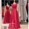 รหัส ชุดราตรียาว : PF002 ชุดราตรียาว เดรสออกงาน ชุดไปงานแต่งงาน สีแดงอมชมพู หรือ สีแดงทับทิม สวยด้วยลูกไม้ด้านบนและเรียบหรูด้วยผ้าซาติน เหมาะสำหรับงานแต่งงาน งานกลางคืน กาล่าดินเนอร์