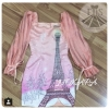 Eiffel En De Paris Dress