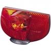 AXA Basta Ray LED Rear Light