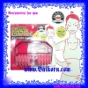 ลูกกลิ้งลดอาการผิวหยาบและคลื่นเซลลูไลท์แบบแผ่น ( Cell Roller ) ที่นำไปใช้ขณะอาบน้ำร้อนได้ถึงความร้อน 80 c