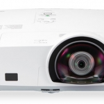 NEC M300XS 3000 Lumens, 2000:1 Contrast, 4.0 kg, 2 cm 3 LCD Projector