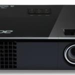 ACER P1500 (3d) ความสว่าง(ANSI Lumens)3000 ความละเอียด(พิกเซล)1920x1080(Full HD) Contrast เท่ากับ 10,000:1 น้ำหนัก 2.2kg
