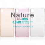 เคสใส Sony Z3 รุ่น Nature Tpu Case