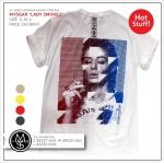 Lady Smoke (2) - White