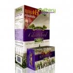 Nathary Chia Seeds 450 gram เมล็ดเชีย แถมฟรีสบู่เมล็ดเชีย 1 ก้อน ตราเนธารี่ 525 บาท ส่งฟรี