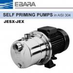 **ปั๊มน้ำเอบาร่า EBARA รุ่น : JESXM5 JESX5