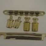 หย่อง สะพานสายกีต้ารืไฟฟ้า LP สีทอง รุ่น LP21