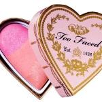 Too Faced Sweethearts Perfect Flush Blush # Candy Glow บลัชออน 3 สี น่ารักสุดๆ เป็นรูปหัวใจ หวานมากคะ สวยๆ ทั้ง 3 สี เนื้อเนียน ละเอียด สามารถปัดเดี่ยวๆ หรือผสมกัน ก็ได้สีสวย จะให้เป็นของขวัญ เพื่อนรัก คนรู้ใจ หรือซื้อใช้เอง ก็น่ารัก น่าใช้