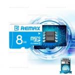 MICRO SD Card 8GB ยี่ห้อ REMAX (class6)