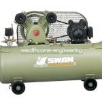 ปั๊มลมสวอน SWAN 2 แรงม้า รุ่น SVP-202-106 (380 V)
