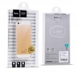 เคสใส iPhone 5, 5s , SE ยี่ห้อ Hoco ( สีขาว )