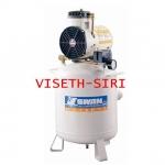 **ปั๊มลมสวอนแบบไม่ใช้น้ำมัน swan oilfree compressor DR-115-30L