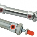 Stainless steel cylinder C85 series (standard ISO 6432)