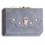 กระเป๋าสตางค์ผู้หญิง Lovery - Grey