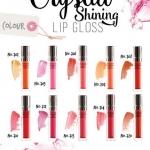 Beauskin Crystal Shining Lip Gloss ลิปกรอสสีสันสวยซะใจ แต่งเติมริมฝีปากให้อวบอิ่มเป็นประกายวิ้งๆ ติดทนนาน