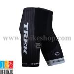 กางเกงปั่นจักรยานแขนสั้น Trek2014 สีดำ