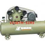 **ปั๊มลมสวอน SWAN รุ่น SWP-307-240/380 (7.5 แรงม้า)