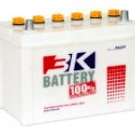 **แบตเตอรี่แบบเติมน้ำกลั่น 3K สำหรับรถ โตโยต้า โซลูน่า รุ่น NS40R